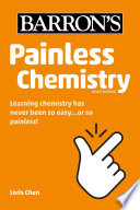 link to Barron's painless chemistry in the TCC library catalog