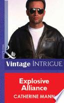 Explosive Alliance  Mills   Boon Vintage Intrigue