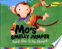 Kaus Bau Si Mo Monyet Book