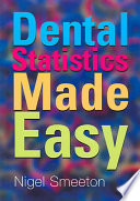 Dental Statistics Made Easy