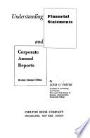 Understanding Financial Statements and Corporate Annual Reports