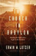 Pdf The Church in Babylon