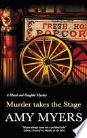 Murder Takes the Stage Book