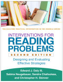 Interventions for Reading Problems, Second Edition