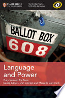 Books - New Language And Power | ISBN 9781108402132