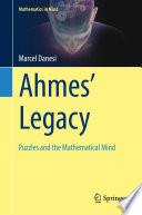 Ahmes    Legacy