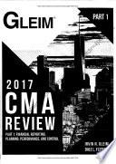 Gleim CMA 2017 Review, Gleim & Flesher, 2017