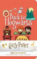 Harry Potter  Back to Hogwarts Ruled Pocket Journal