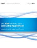 The 2008 Pfeiffer Annual