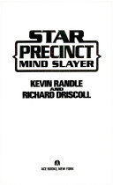 Mind Slayer Book