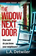 The Widow Next Door [Pdf/ePub] eBook