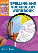 Excel Spelling and Vocabulary Workbook