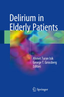 Pdf Delirium in Elderly Patients