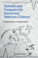 Statistics and Computers for Animal and Veterinary Sciences