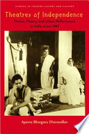 Theatres of Independence Book PDF