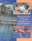Administration of Physical Education and Sport Programs with PowerWeb