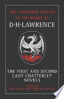 The First and Second Lady Chatterley Novels Book PDF