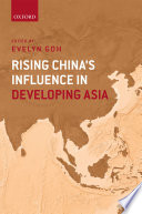 Rising China s Influence in Developing Asia