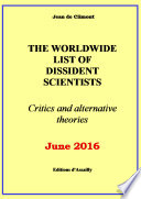 Critics And Alternative Theories
