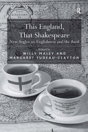 This England, That Shakespeare Pdf/ePub eBook