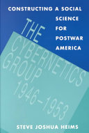 Constructing a Social Science for Postwar America