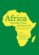 Pdf Africa Yesterday, Today and Tomorrow Telecharger