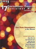 17 Contemporary Christian Christmas Hits