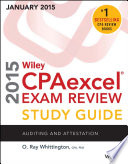 Wiley CPAexcel Exam Review 2015 Study Guide (January)