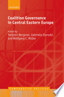 Coalition Governance In Central Eastern Europe