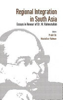 Regional Integration In South Asia