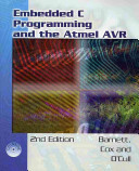 Embedded C Programming and the Atmel Avr  Book Only