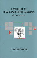 Handbook of Head and Neck Imaging