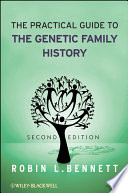 The Practical Guide to the Genetic Family History Book