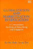 Globalization and Marketization in Education