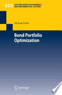 Bond Portfolio Optimization Book