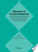 Advances in Fracture Research Book