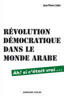 Révolution démocratique dans le monde arabe