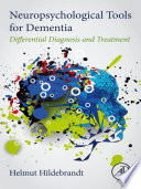 Neuropsychological Tools for Dementia Book