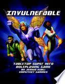 Invulnerable Super Hero RPG Vigilante Edition