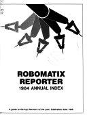 Robomatix Reporter Book
