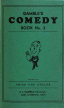 Comedy Book No  2