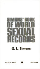 Simons  Book of World Sexual Records