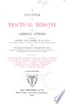 A System of Practical Medicine