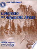 Colorado and Adjacent Areas