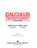 Calculus With Analytic Geometry [Pdf/ePub] eBook