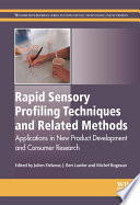 Rapid Sensory Profiling Techniques