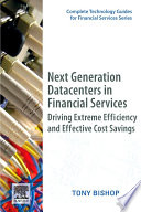 Next Generation Data Centers in Financial Services Book