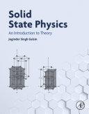 Solid State Physics Pdf/ePub eBook