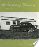 A Portrait Of Missouri 1935 1943 PDF