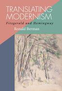 Translating Modernism